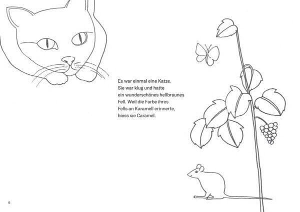 Milena Thurnheer - Caramel Kinderbuch