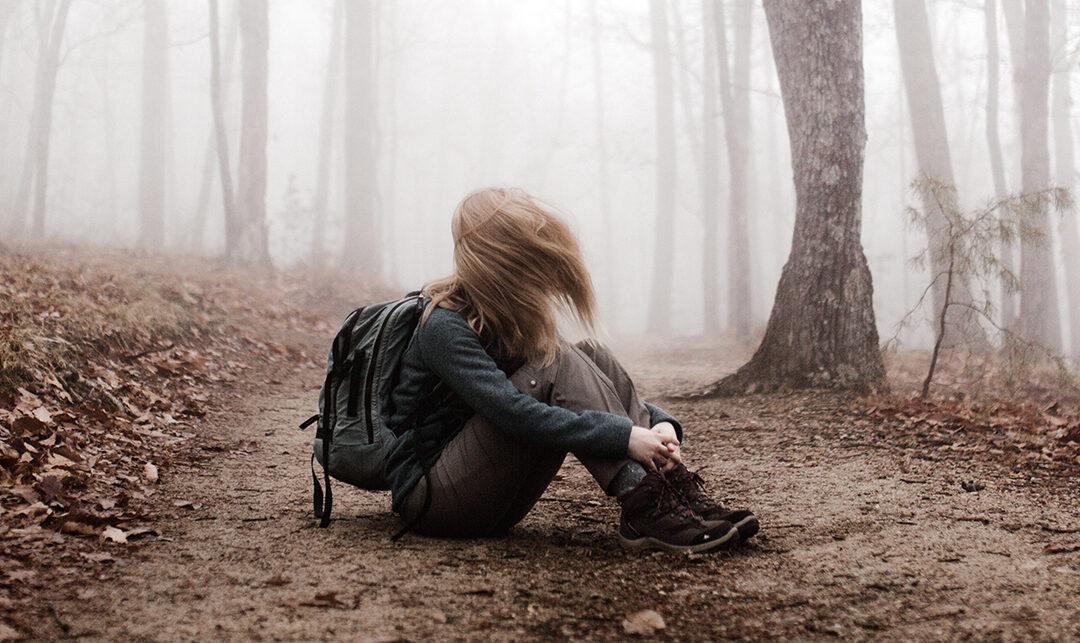 Verlorenfühlen ist der Anfang und nicht das Ende